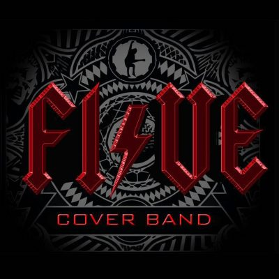 LOGO FIVE BAND